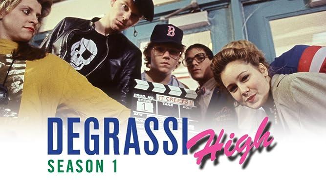 Degrassi High Season 1