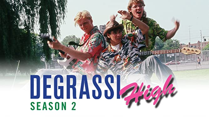 Degrassi High Season 2