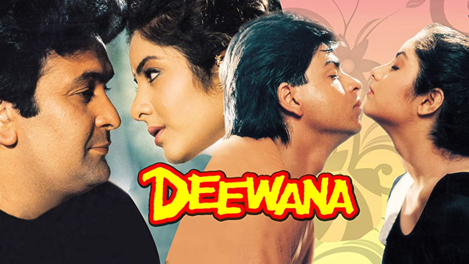 deewana 1992 film mp3 songs free download