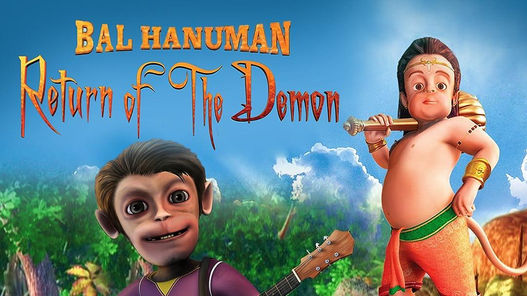 Amazon Com Watch Bal Hanuman Iii Return Of The Demon Prime Video