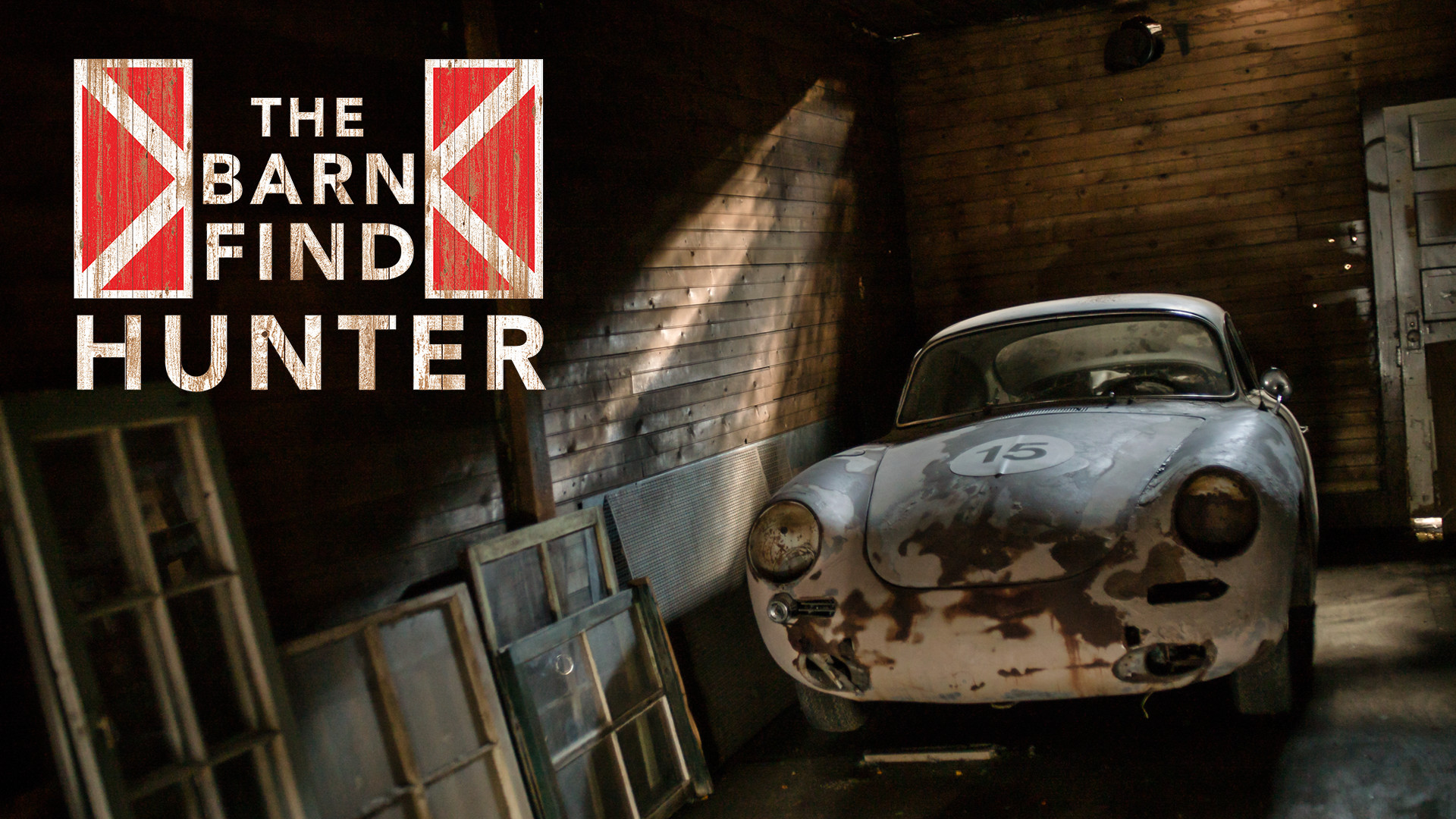 Barn Find Hunter