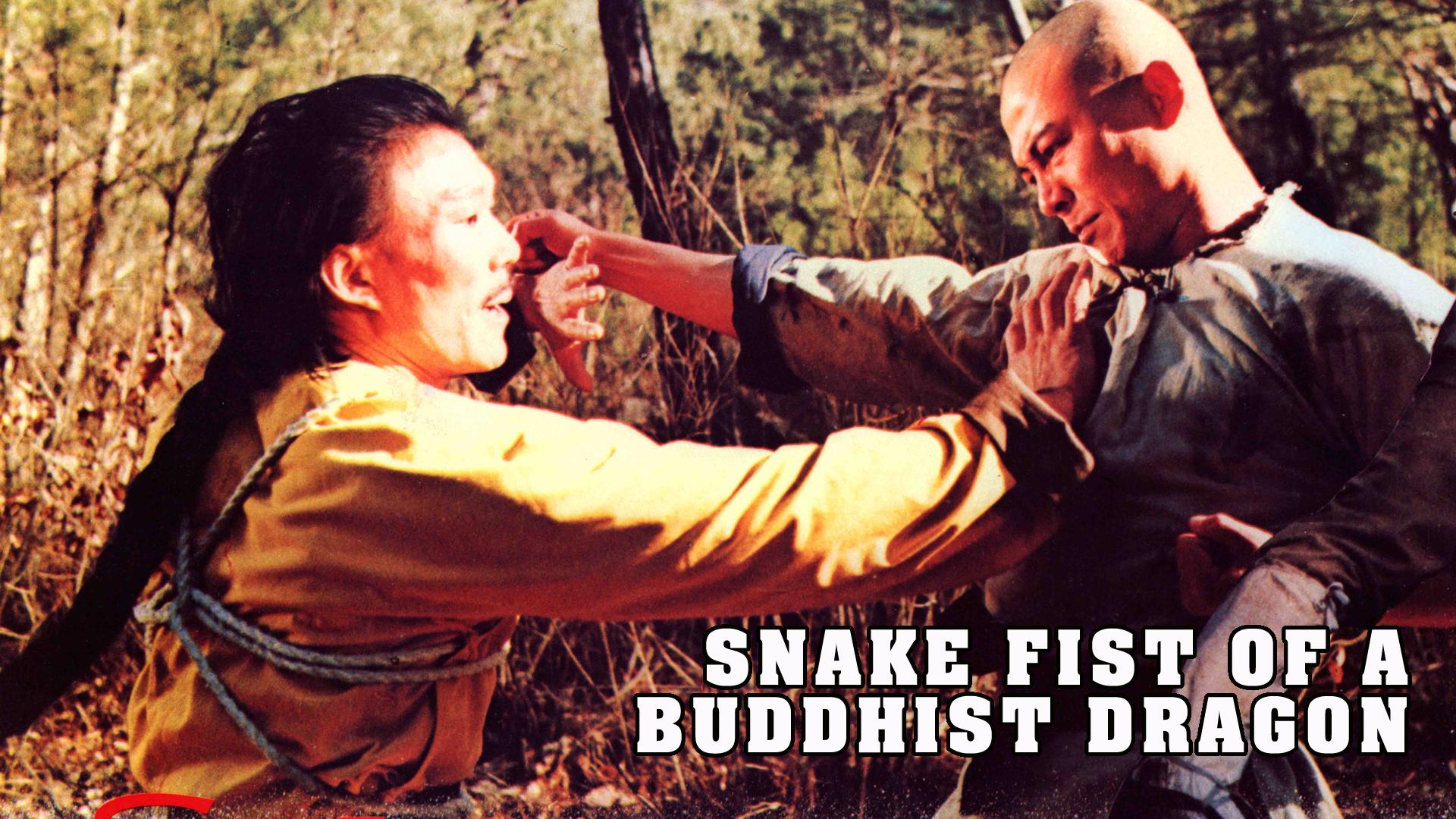 Snake Fist of a Buddhist Dragon