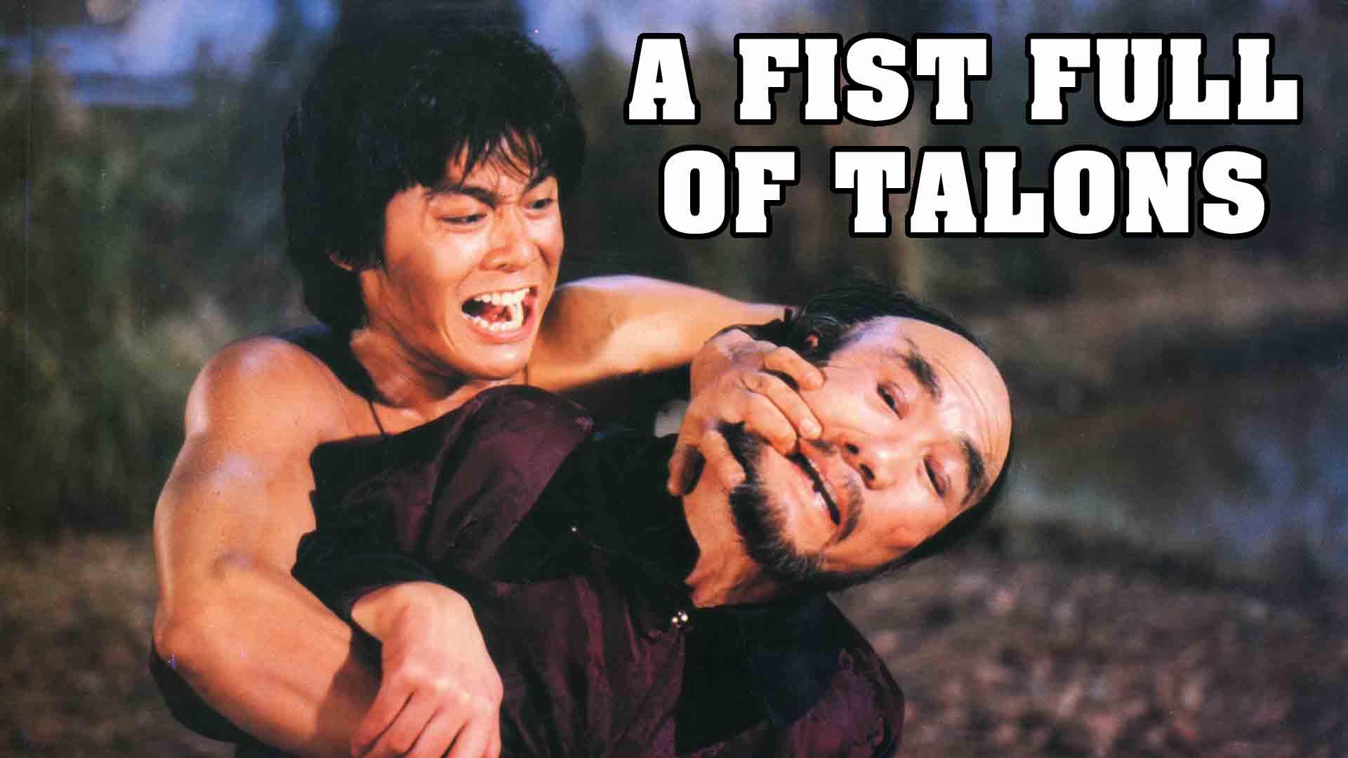 A Fist Full of Talons