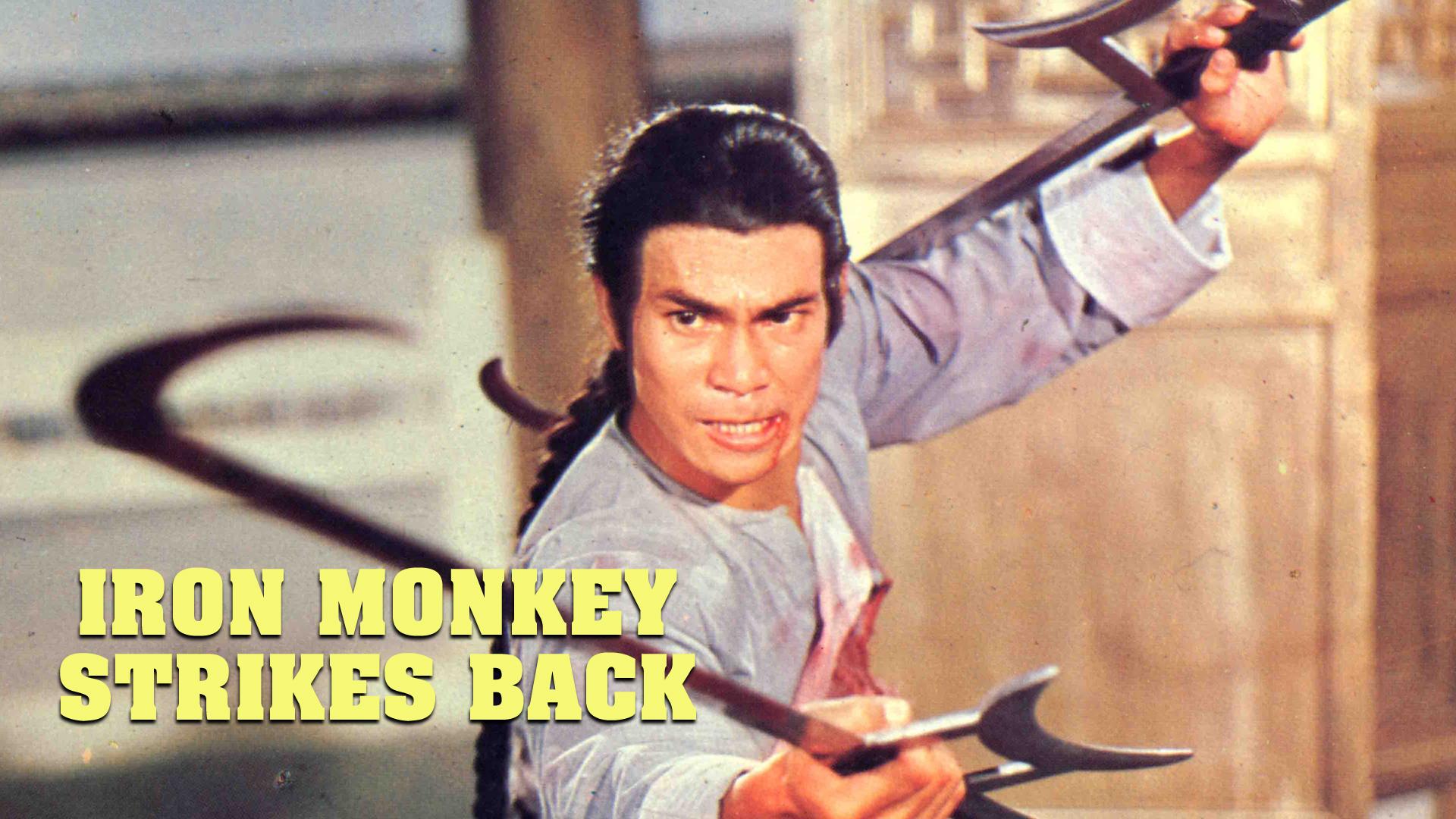 Iron Monkey Strikes Back