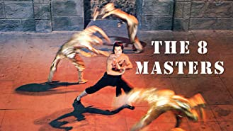 The 8 Masters