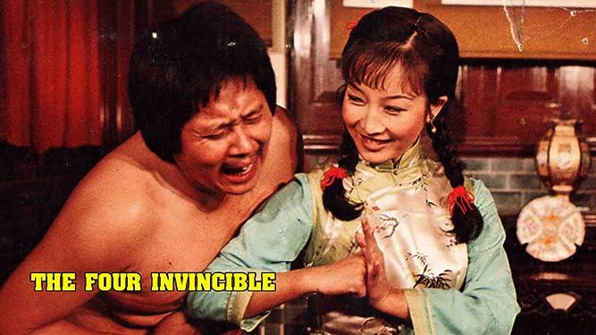 The 4 Invincible