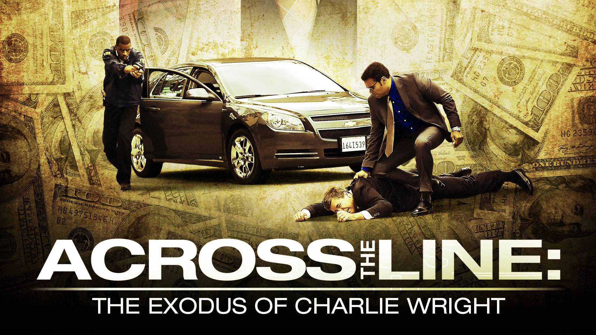 Across The Line: The Exodus of Charlie Wright