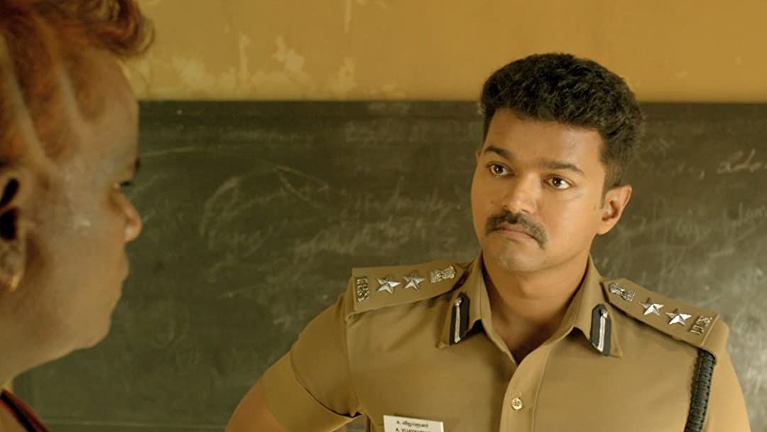 Watch Theri Prime Video