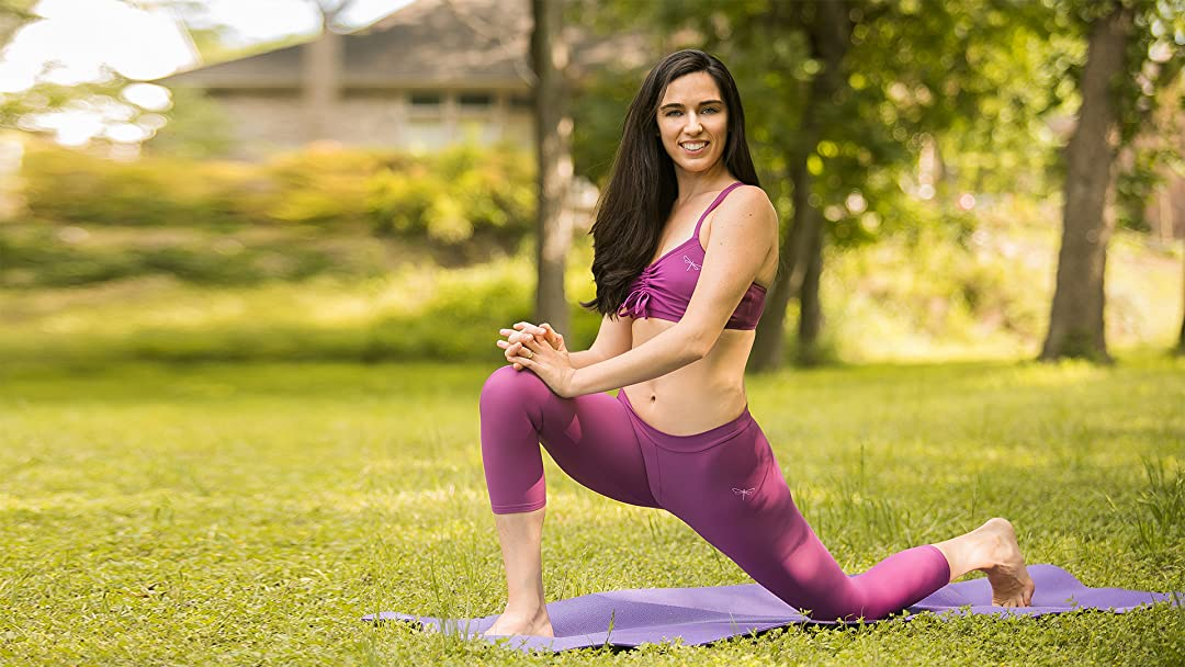 Watch Power Yoga Weight Loss Workouts With Julia Marie Prime Video