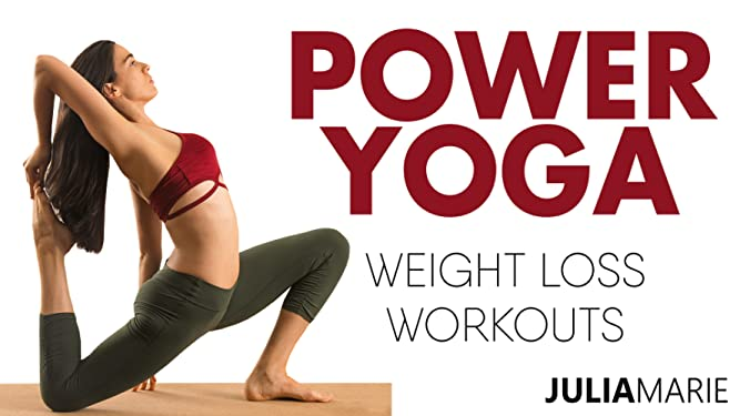 Watch Power Yoga Weight Loss Workouts With Julia Marie ...
