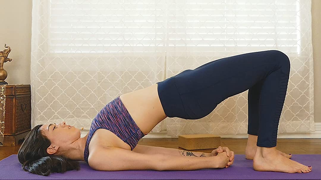 Watch Weight Loss Power Yoga - 1 Hour Workout to Burn Fat ...