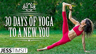 30 Days of Yoga To A New You