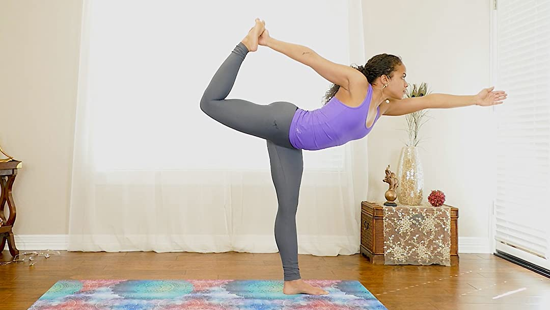 Watch Advanced Yoga Poses For Strength And Flexibility Prime Video