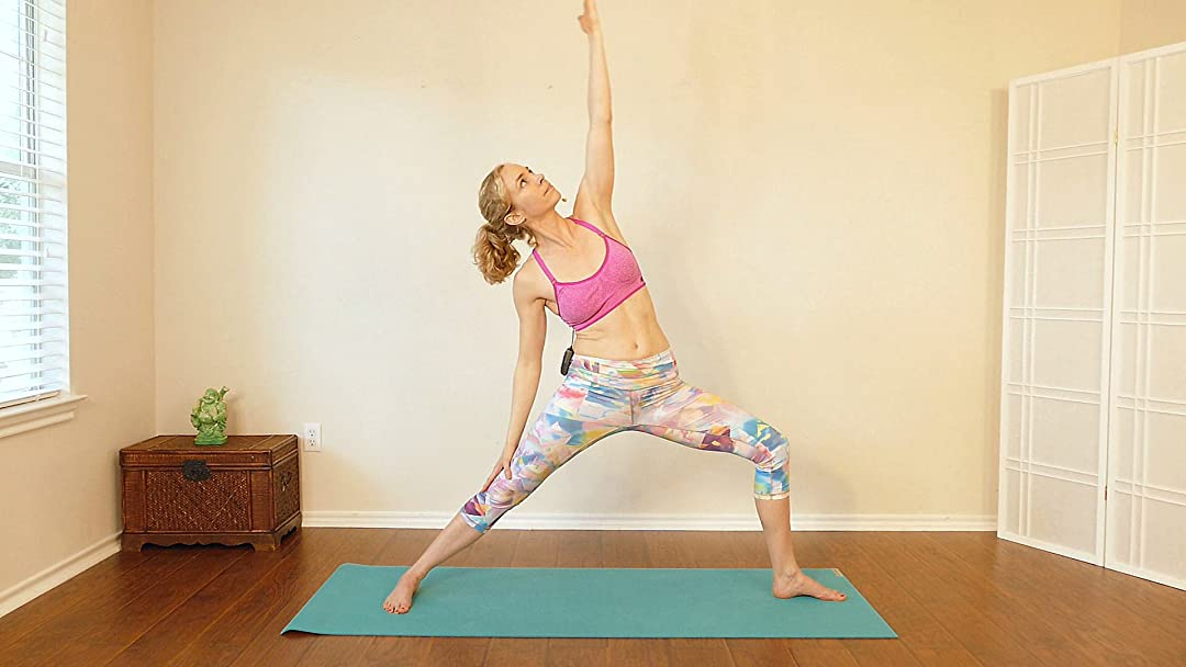 Watch Quick Yoga Workouts For Weight Loss Toning Prime Video