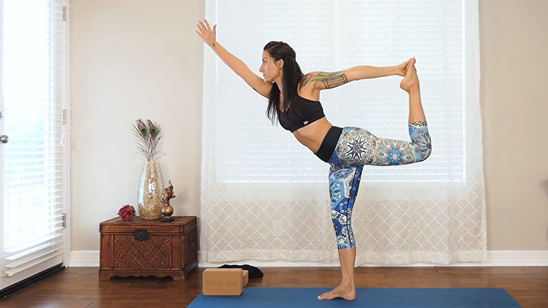 Watch Yoga For The Psoas - Advanced Level Tension Relief ...