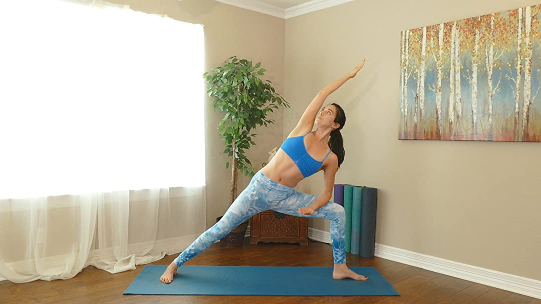 Watch Couch To Confident 14 Day Yoga Challenge | Prime Video