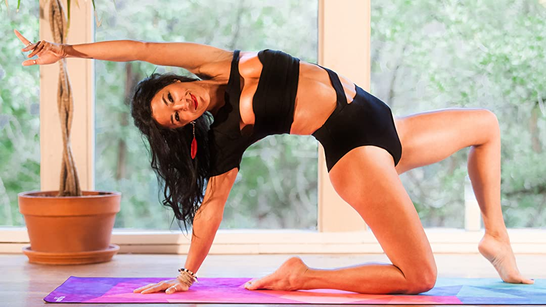 Amazon.com: Watch Total Body Yoga Workouts For Weight Loss ...