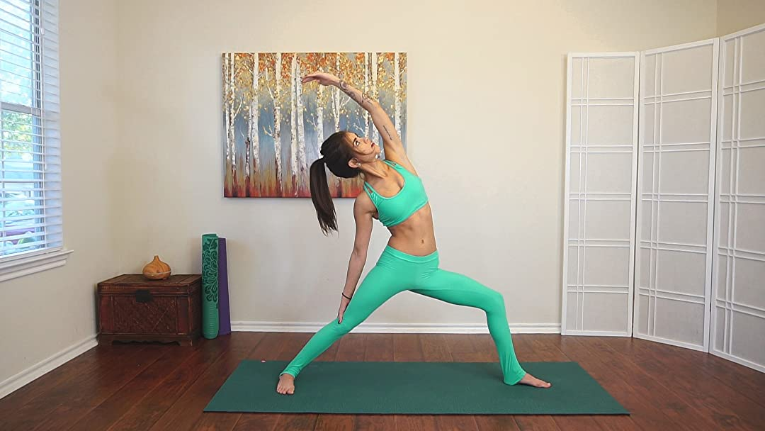 Watch Chakra Balancing Yoga with Julia Jarvis   Prime Video