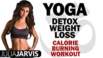 Yoga Detox - Weight Loss Calorie Burning Workout with Julia Jarvis