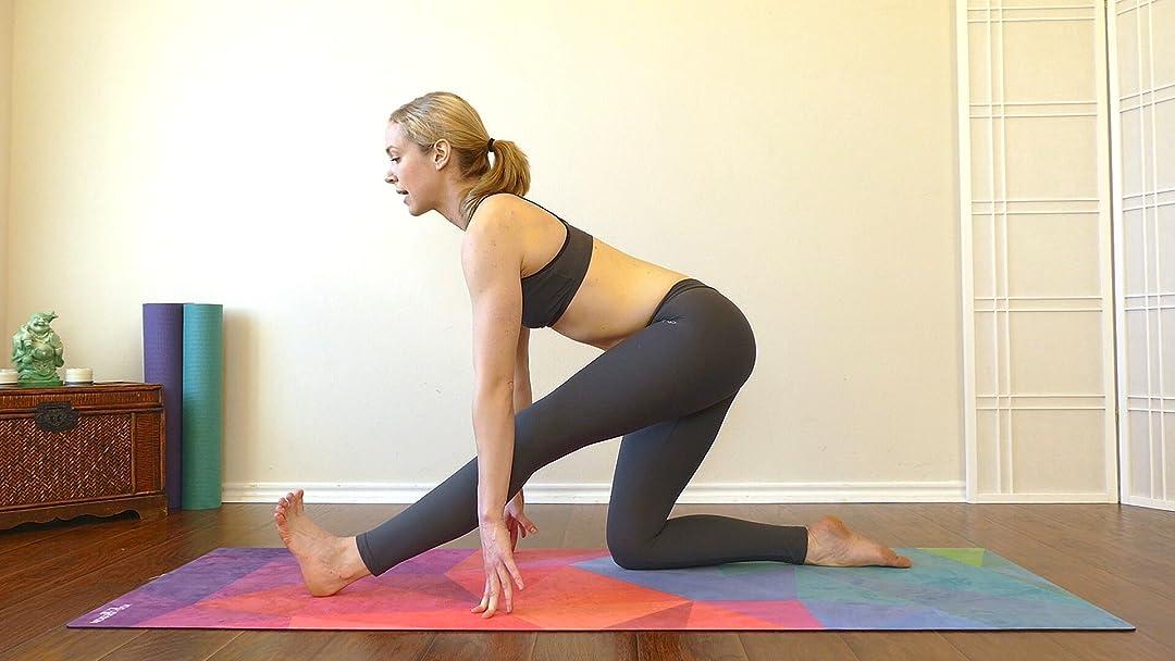 Watch Yoga Beginners Total Body Flow - Lindsey Samper ...