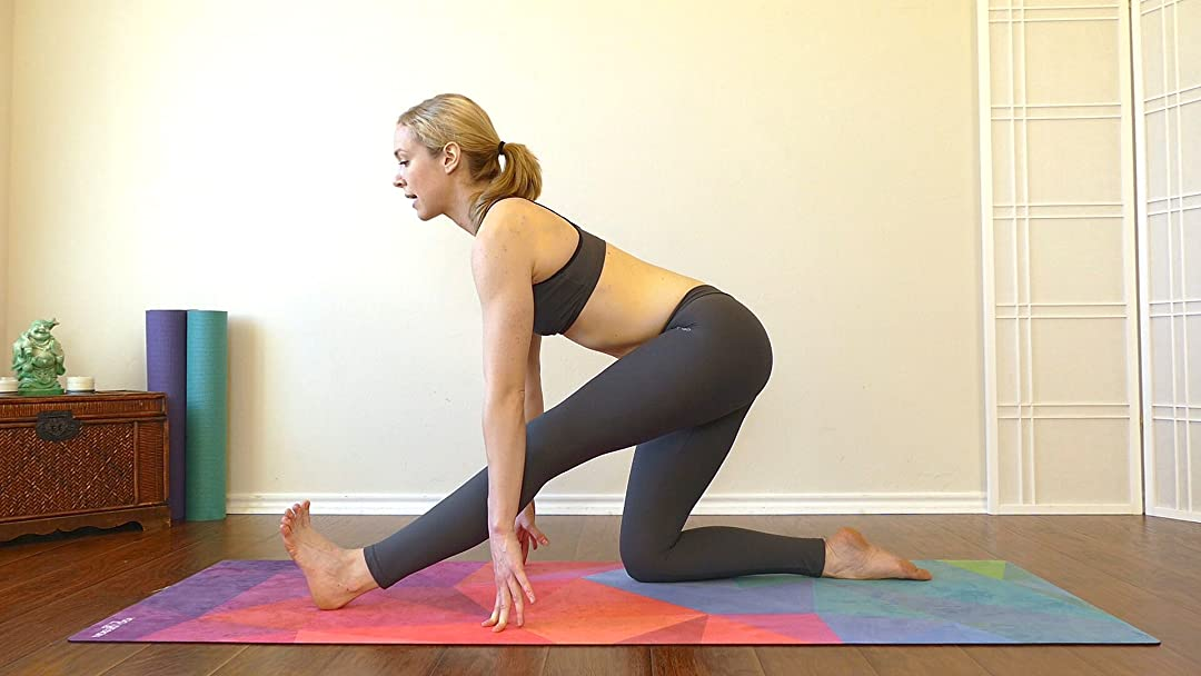 Watch Yoga Beginners Total Body Flow Lindsey Samper Prime Video
