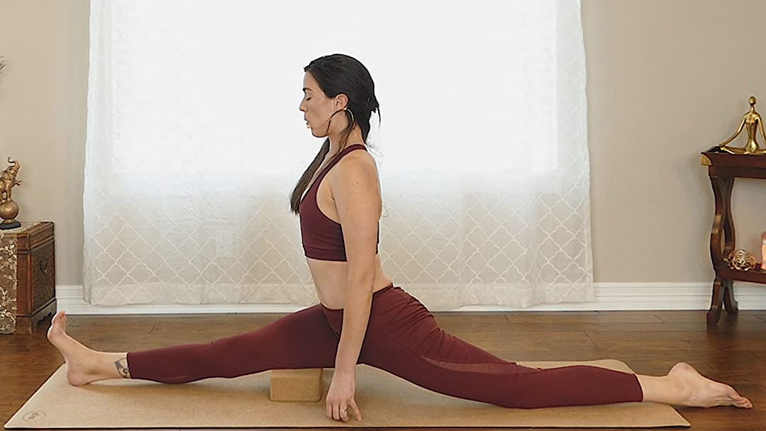 Amazon com: Watch Journey To The Splits - 1 Hour Yoga Flow