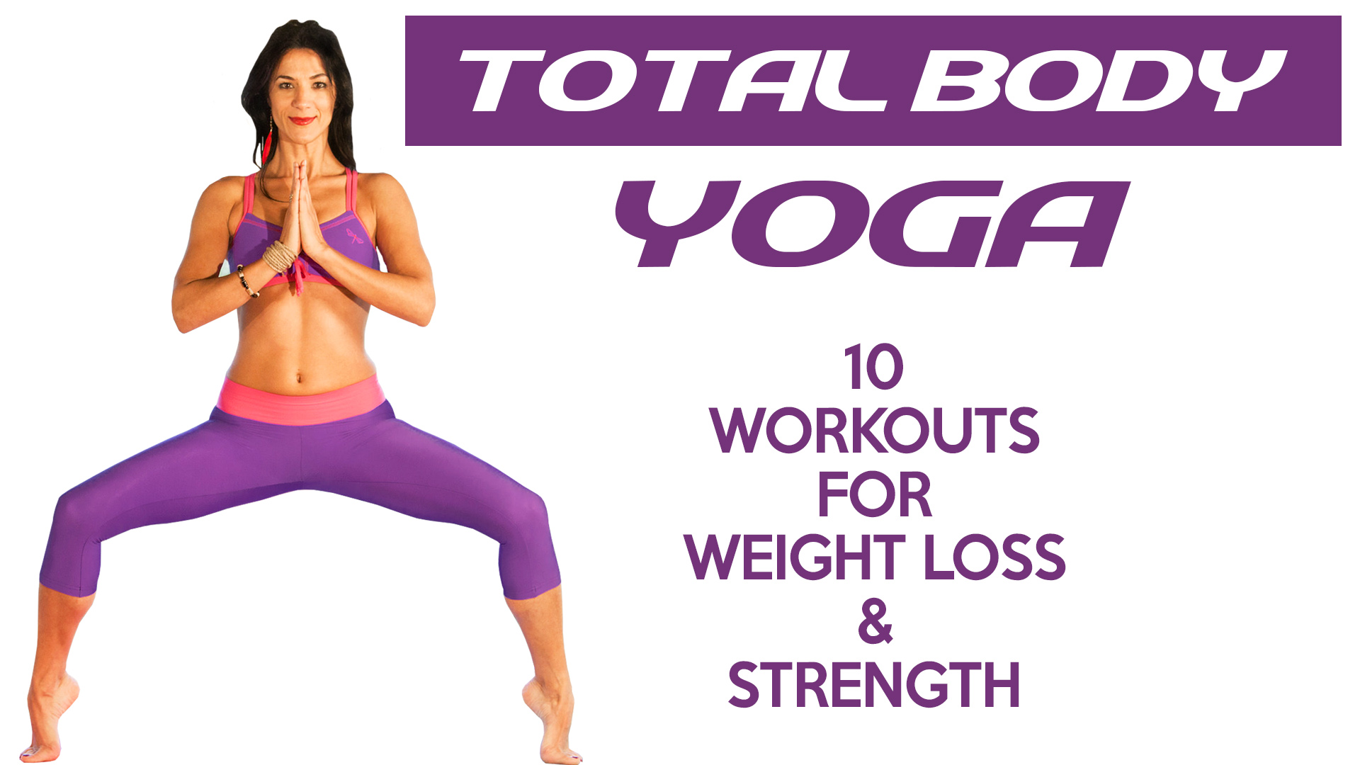 Watch Yoga Sweat Beginners Power Yoga For Weight Loss Prime Video