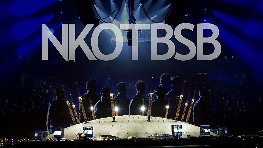 Amazon Com Nkotbsb Live From The O2 Arena London Joey Mcintyre Jordan Knight Donnie Wahlberg Danny Wood