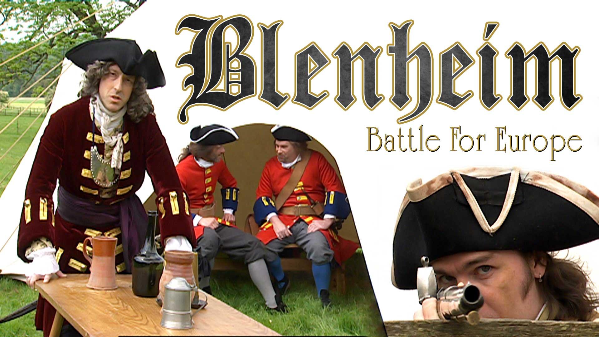Blenheim - Battle For Europe