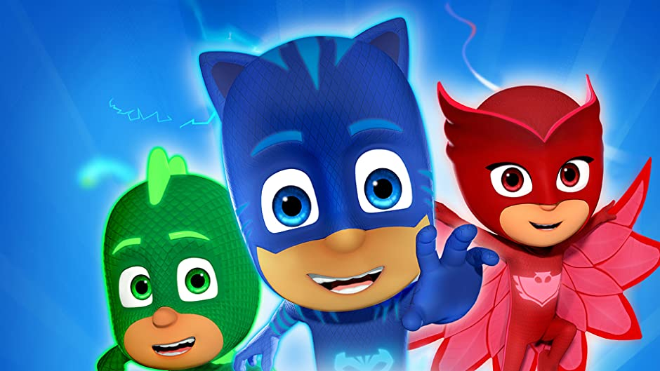 Amazon.com: PJ Masks - Volume 1: Jacob Ewaniuk, Kyle Harrison Breitkopf, Addison Holley, Christian De Vita, Wilson Dos Santos, Merle-Anne Ridley, ...