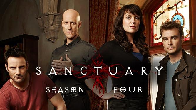 Sanctuary Season 4