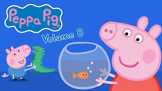 Peppa Pig - Volume 8