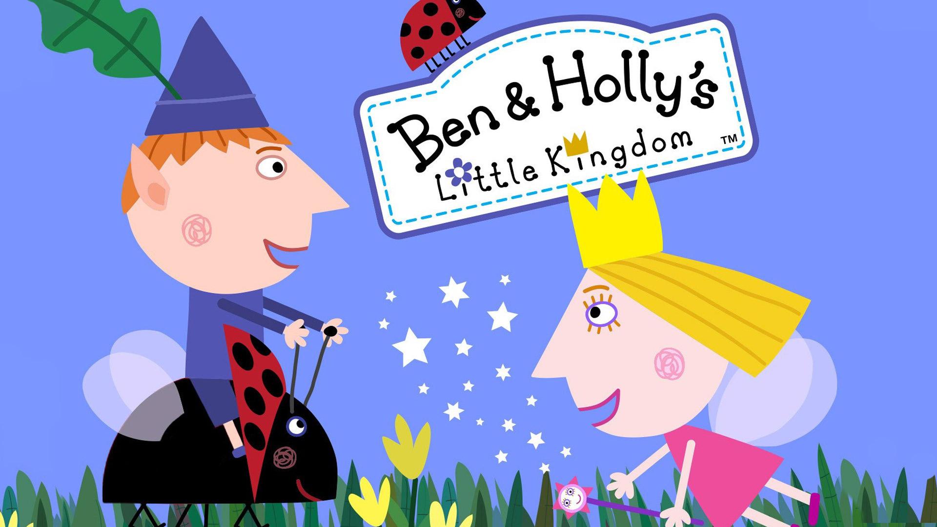Ben & Holly's Little Kingdom, Vol. 1