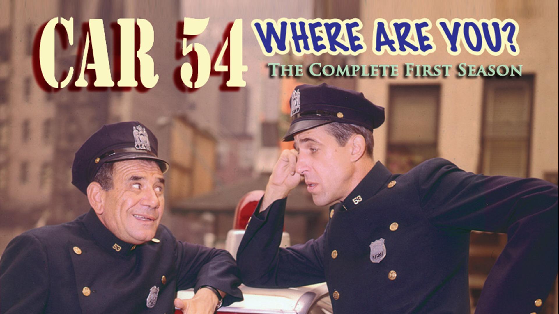 Car 54, Where Are You? Season 1