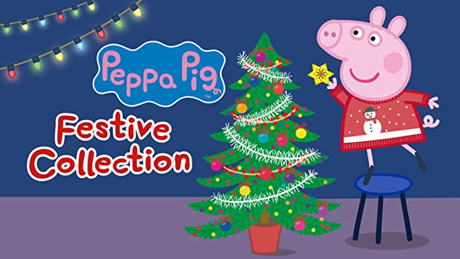 Peppa Pig, Festive Collection