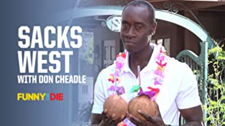 Sacks West with Don Cheadle
