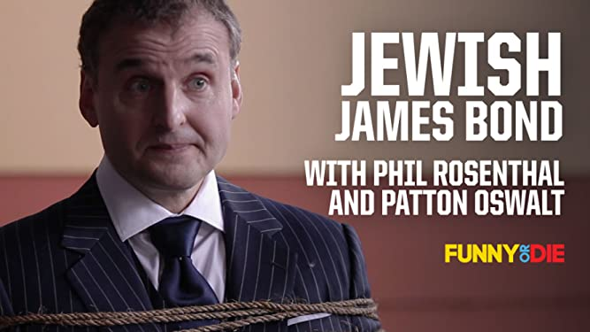 Jewish James Bond with Phil Rosenthal and Patton Oswalt