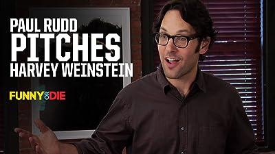 Paul Rudd Pitches Harvey Weinstein