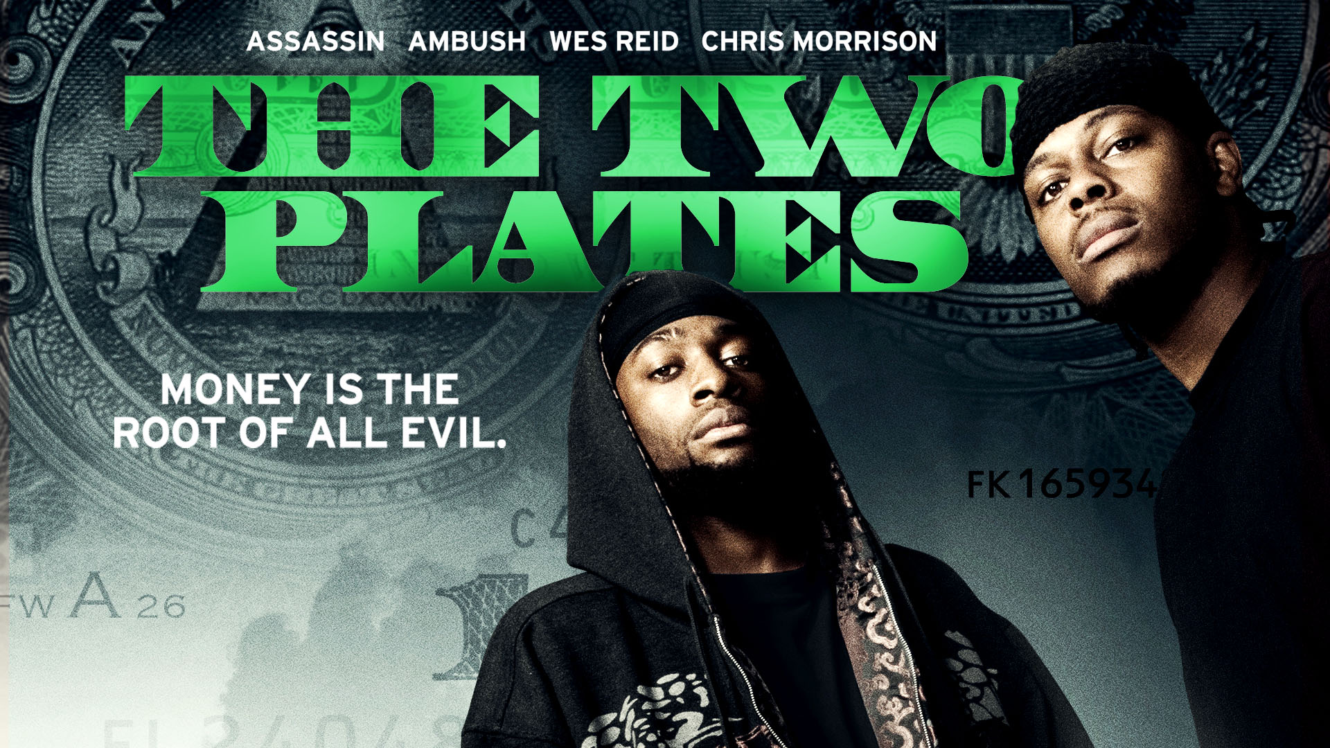 Two Plates, The