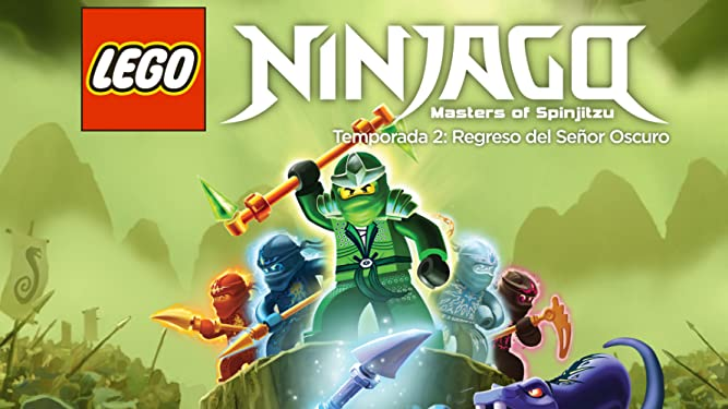 Watch Lego Ninjago Rise Of The Spinjitzu Season 2 Español Prime Video