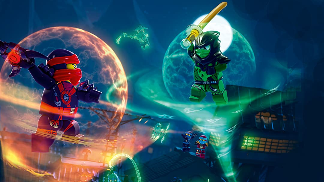 Amazon.com: Watch LEGO Ninjago