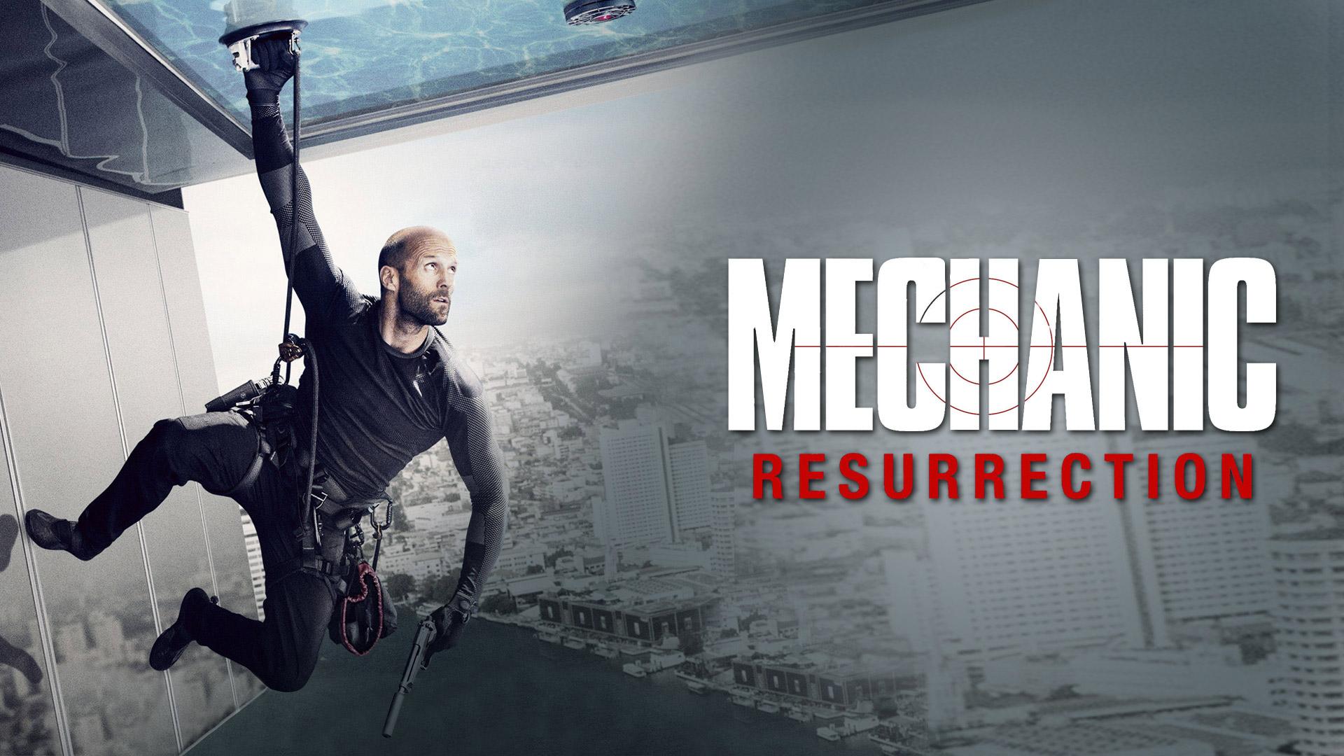 Mechanic: Resurrection (4K UHD)