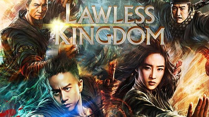 Lawless Kingdom (English Subtitled)