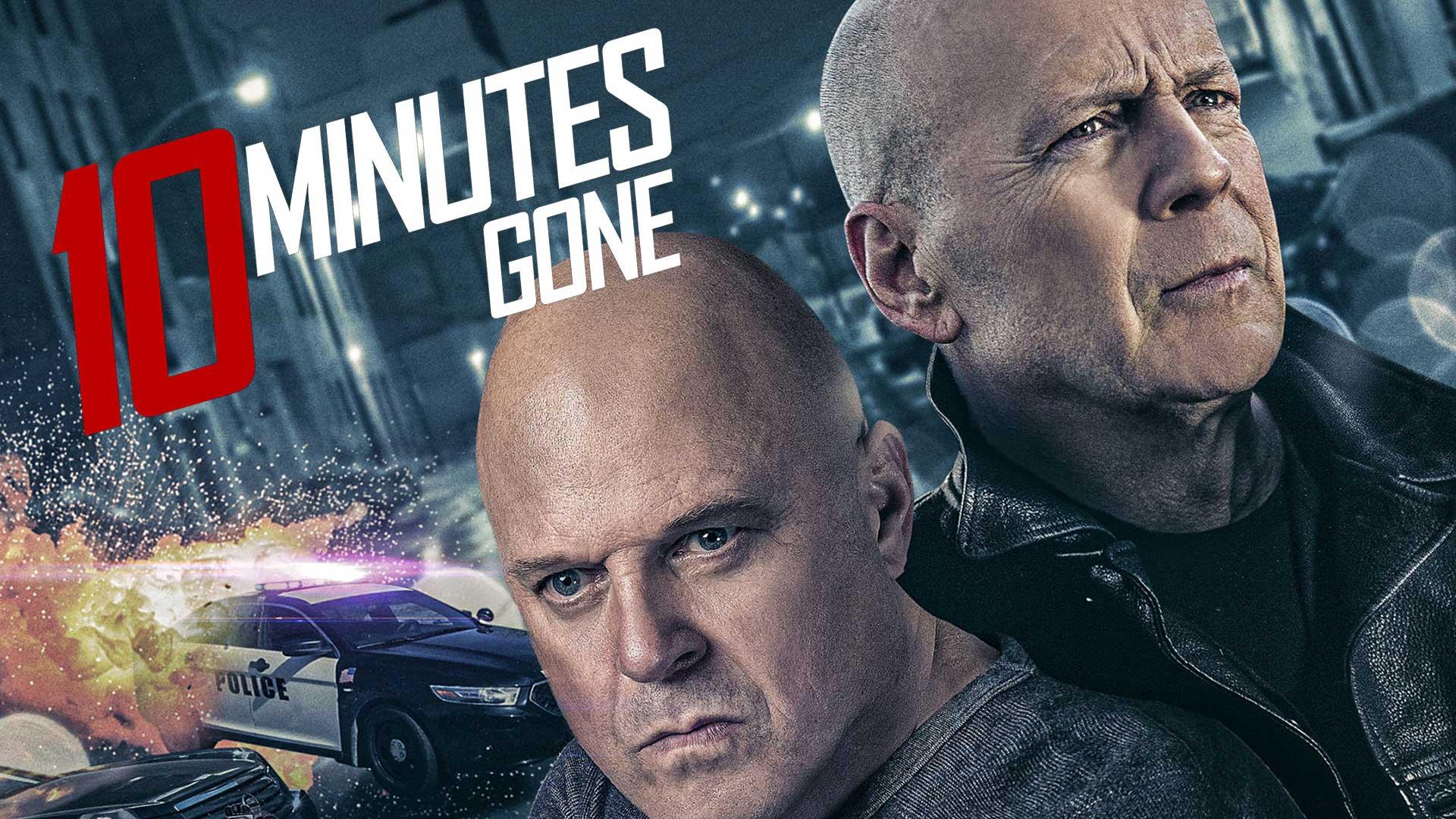 10 Minutes Gone (4K UHD)