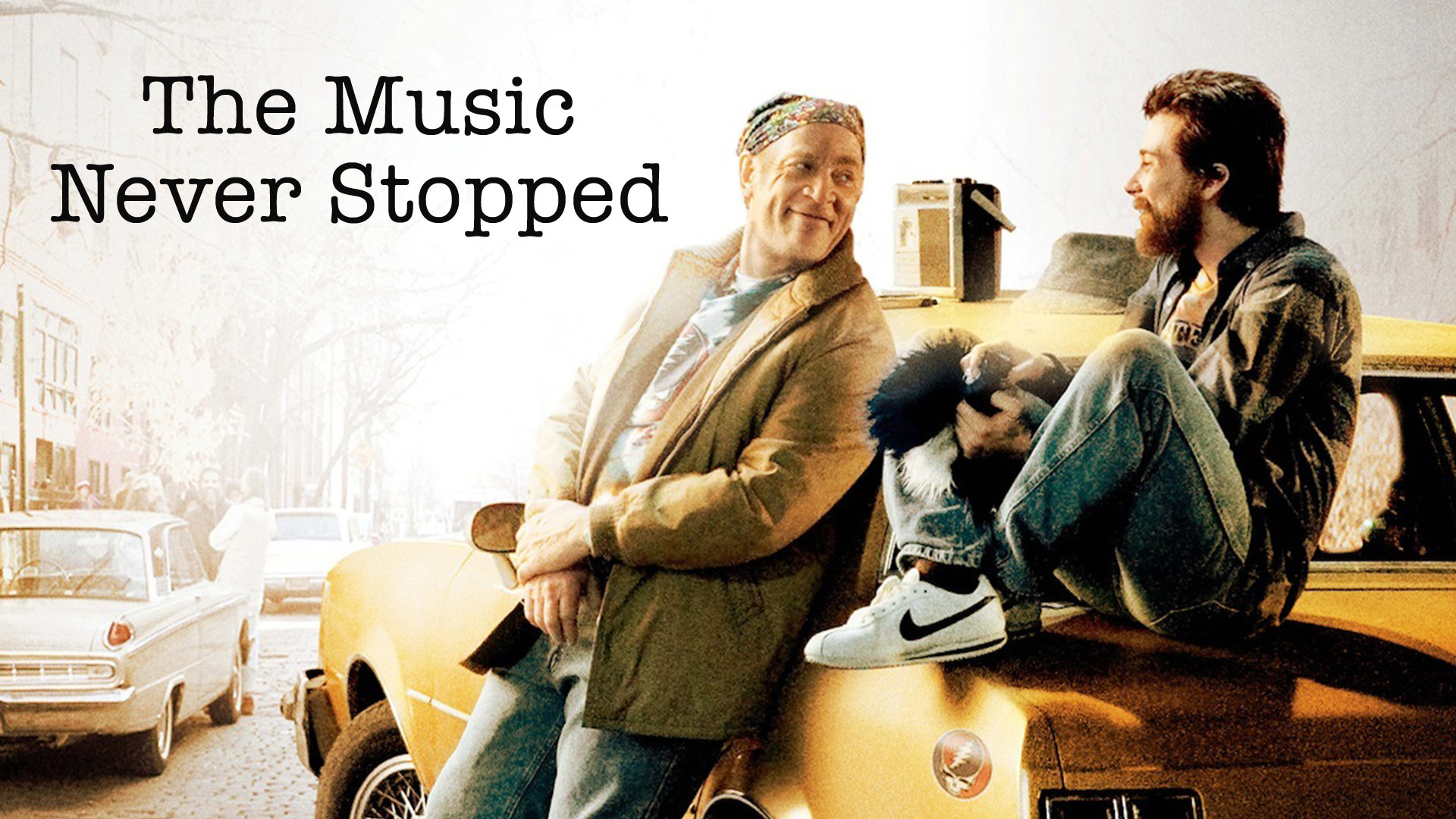 The Music Never Stopped