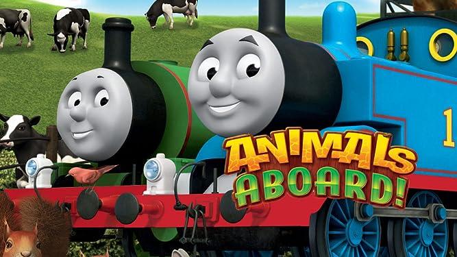 Thomas & Friends: Animals Aboard