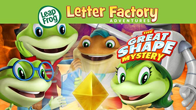 Watch Leapfrog Letter Factory Adventures: Great Shape ...