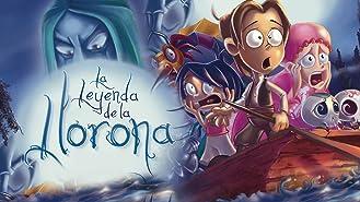La Leyenda De La Llorona (English Subtitled)
