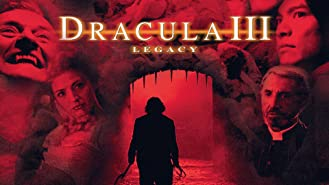 Wes Craven Presents: Dracula III-Legacy