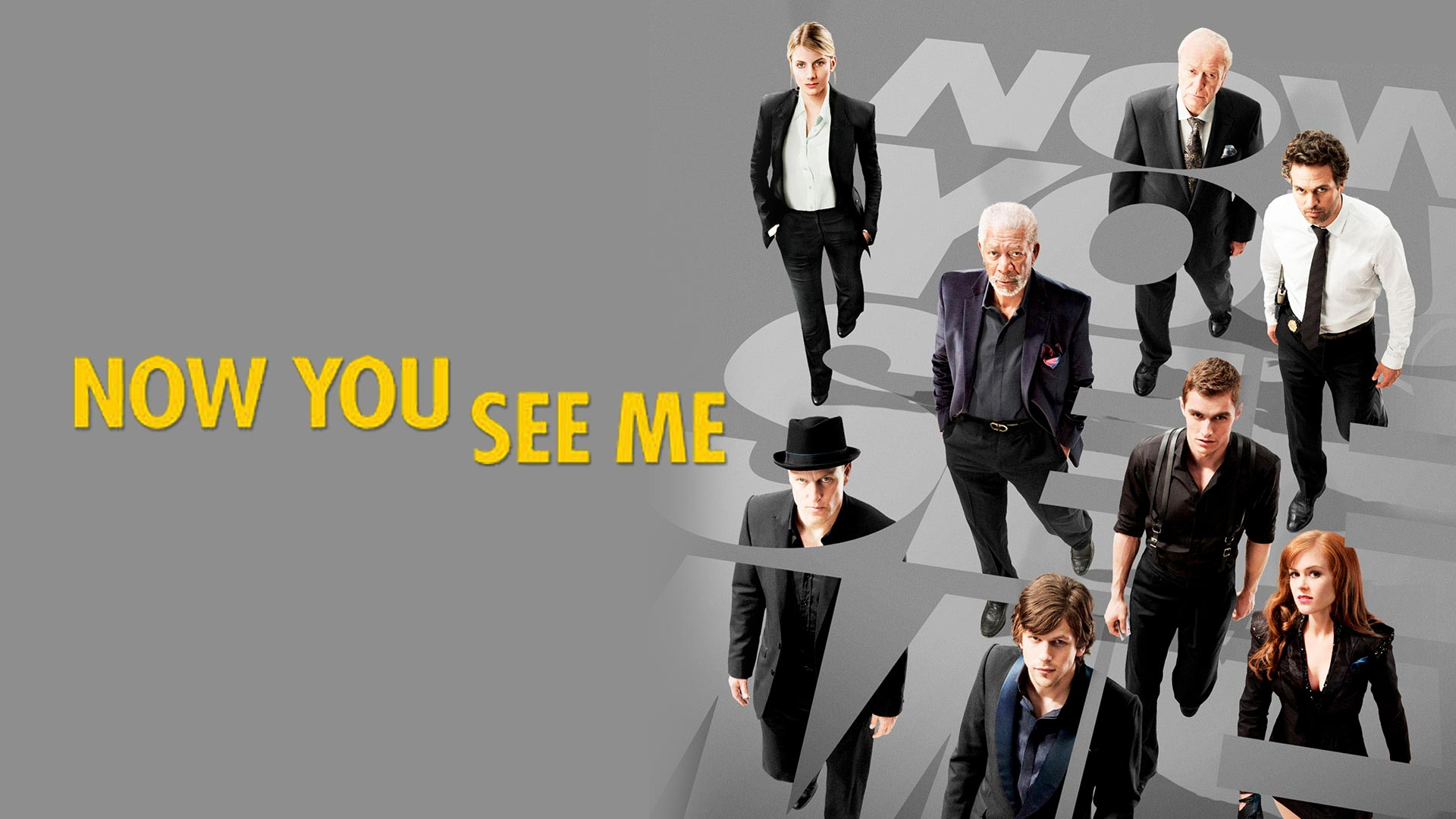 Now You See Me (4K UHD)
